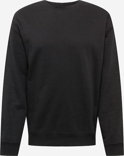 WEEKDAY Sweatshirt in de kleur Zwart, Productweergave