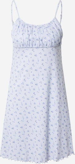 EDITED Vestido 'Tiana' en azul / mezcla de colores, Vista del producto