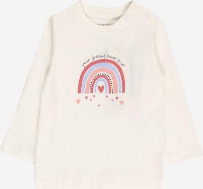 BLUE SEVEN T-Shirt en bleu clair / rose / rose / noir / blanc, Vue avec produit