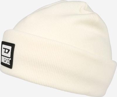 DIESEL Kapa 'K-Xau' u bijela: Prednji pogled