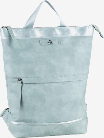 GREENBURRY Rucksack ' Hanni ' in mint, Produktansicht