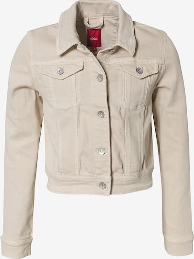 s.Oliver Prechodná bunda - béžová, Produkt