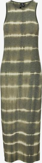 VERO MODA Kjole 'Effie' i lysegrøn / mørkegrøn, Produktvisning