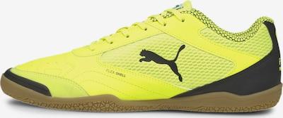 PUMA Voetbalschoen 'Pressing' in de kleur Neongeel / Zwart, Productweergave