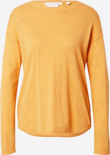 TOM TAILOR DENIM Pullover in gelb, Produktansicht