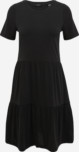 Vero Moda Tall Robe d'été en noir, Vue avec produit