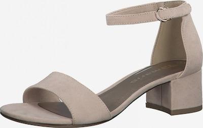 TAMARIS Sandalette in nude, Produktansicht