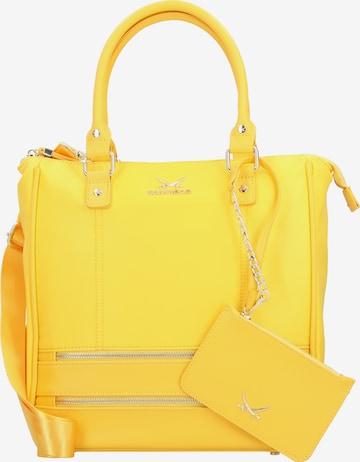 SANSIBAR Handtasche in Gelb