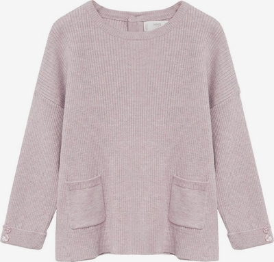 MANGO KIDS Sweatshirt 'SWEATER PAOLAB' in flieder, Produktansicht