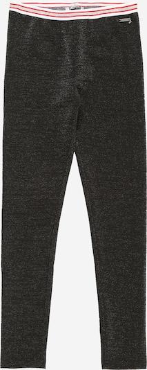 GUESS Leggings en rouge / noir / blanc, Vue avec produit