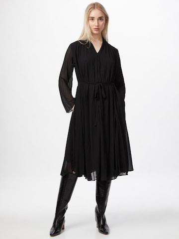 Robe-chemise 'Wala' Samsoe Samsoe en noir