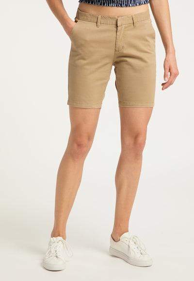 DreiMaster Vintage Hose in beige, Modelansicht