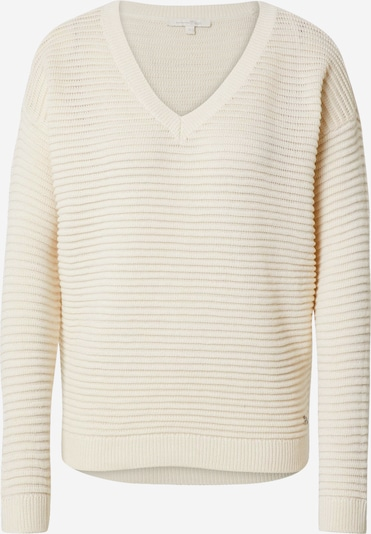 TOM TAILOR DENIM Sweater in Cream, Item view