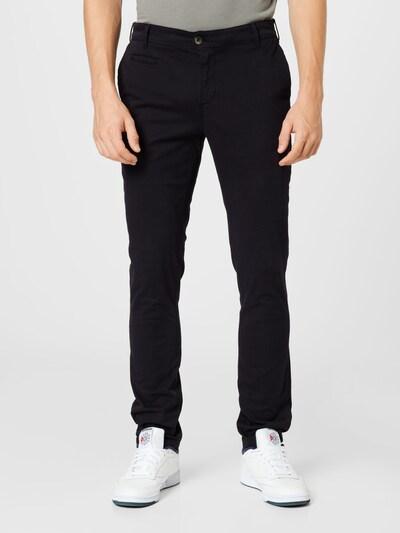 FAGUO Chino nohavice 'BRIX' - námornícka modrá, Model/-ka