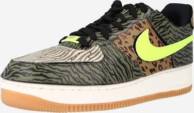 Nike Sportswear Ниски маратонки в маслина / пъстро, Преглед на продукта