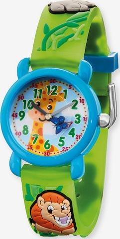 Engelsrufer Uhr in Grün