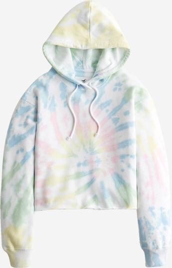 HOLLISTER Sweat-shirt en mélange de couleurs, Vue avec produit