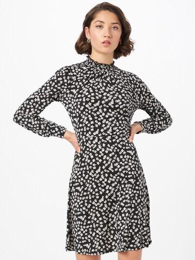 OVS Kleid in schwarz / weiß, Modelansicht