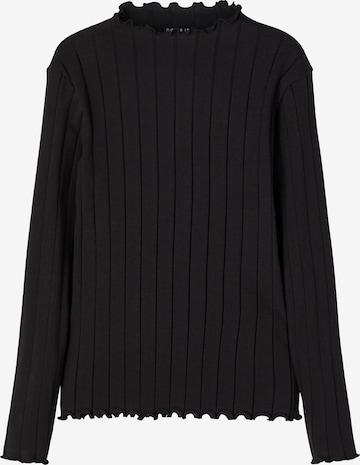 NAME IT T-shirt 'Noralina' i svart