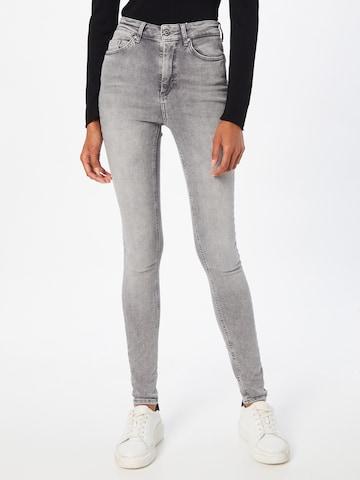 Jeans 'BLUSH' di ONLY in grigio