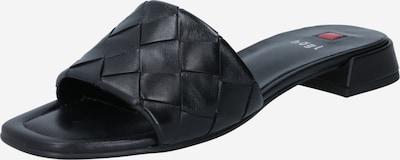 Högl Mule en noir, Vue avec produit