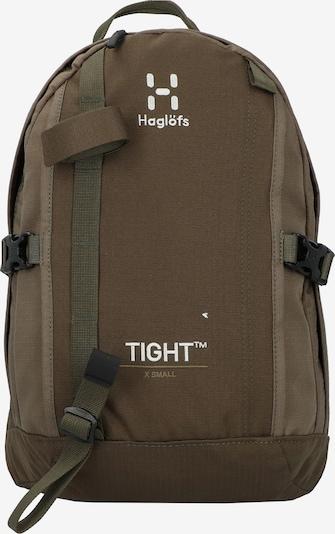 Haglöfs Tight X-Small Rucksack 34 cm in braun, Produktansicht
