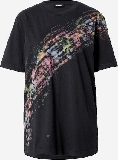 DIESEL Skjorte i blandingsfarvet / sort, Produktvisning