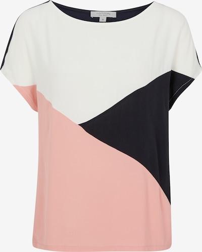 Ci comma casual identity T-Shirt in pink / schwarz / weiß, Produktansicht