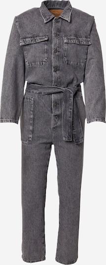 Tuta jumpsuit 'TIZANIE' AMERICAN VINTAGE di colore grigio, Visualizzazione prodotti