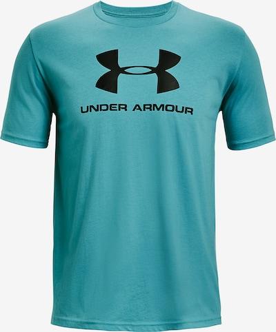 UNDER ARMOUR Funkčné tričko - pastelovo modrá / čierna, Produkt