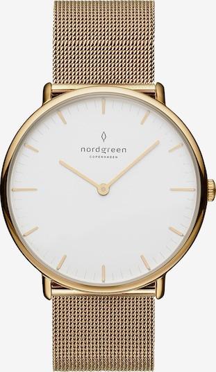 Nordgreen Nordgreen Damen-Uhren Analog Quarz ' ' in gold, Produktansicht