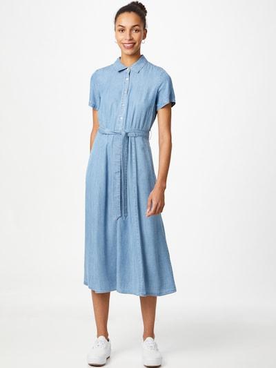 Forever New Košilové šaty 'JONI' - modrá džínovina, Model/ka