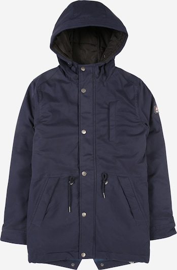 Petrol Industries Parka in navy, Produktansicht