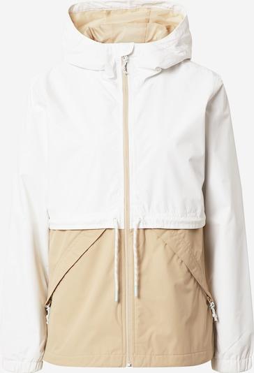BURTON Zunanja jakna 'NARRAWAY' | kamela / bela barva, Prikaz izdelka