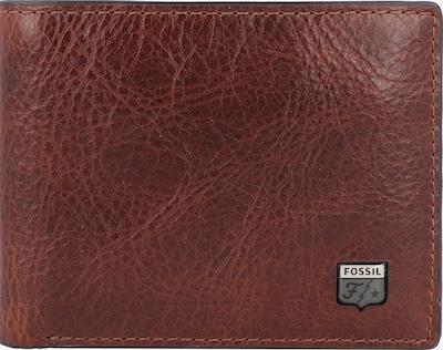 FOSSIL Portemonnaie 'Jesse' in karamell, Produktansicht