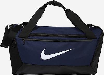 NIKE Sportovní taška - modrá / černá, Produkt