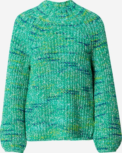 Megztinis iš GAP , spalva - žalia / mišrios spalvos: Vaizdas iš priekio