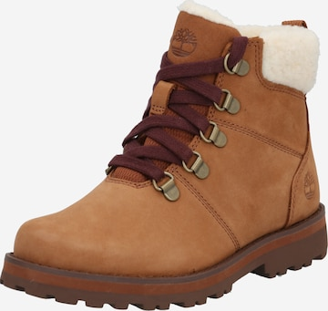 TIMBERLAND Boots 'Courma Hiker' in Brown