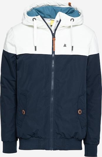 Alife and Kickin Prijelazna jakna ''Mr Diamond' u mornarsko plava / bijela, Pregled proizvoda