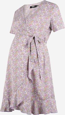 Missguided Maternity Kleit, värv lilla
