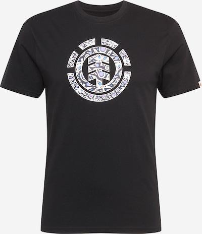 Maglietta ELEMENT di colore turchese / sambuco / nero / bianco, Visualizzazione prodotti