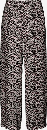 VERO MODA Pantalon 'Saga' en gris clair / rose / noir, Vue avec produit