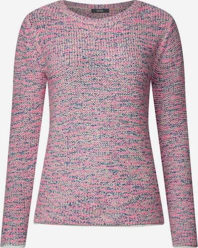 CECIL Pullover in blau / grün / pink, Produktansicht