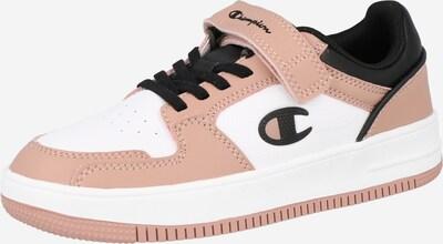 Champion Authentic Athletic Apparel Sneaker 'REBOUND 2.0' in pink / schwarz / weiß, Produktansicht