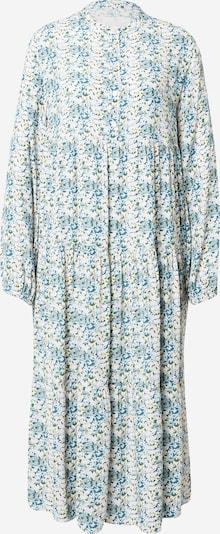 LIEBLINGSSTÜCK Košeľové šaty 'Renata' - azúrová / nebesky modrá / svetložltá / biela, Produkt