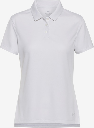 NIKE Poloshirt in weiß, Produktansicht