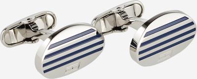 TOMMY HILFIGER Gemelos en azul oscuro / plata, Vista del producto