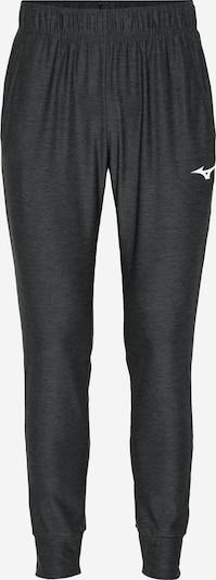 MIZUNO Pantalón deportivo en negro moteado, Vista del producto