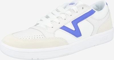 VANS Sneaker 'UA Lowland CC' in blau / weiß / offwhite, Produktansicht