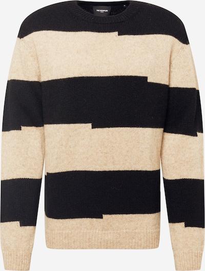 The Kooples Pullover in hellbraun / schwarz, Produktansicht